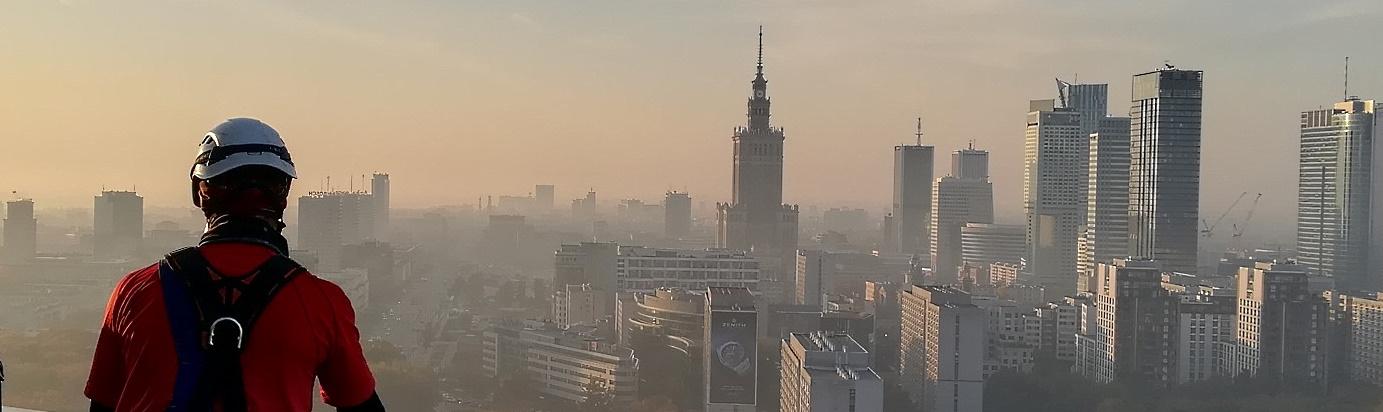 Prace pwysokościowe Warszawa